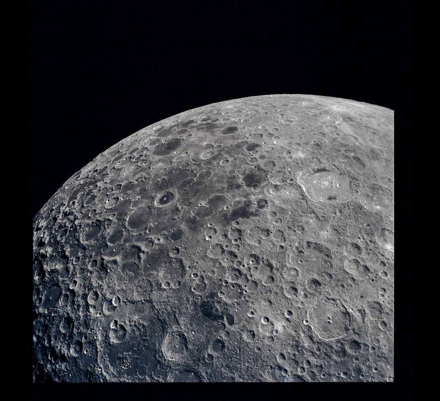 самые четкие фото луны свою