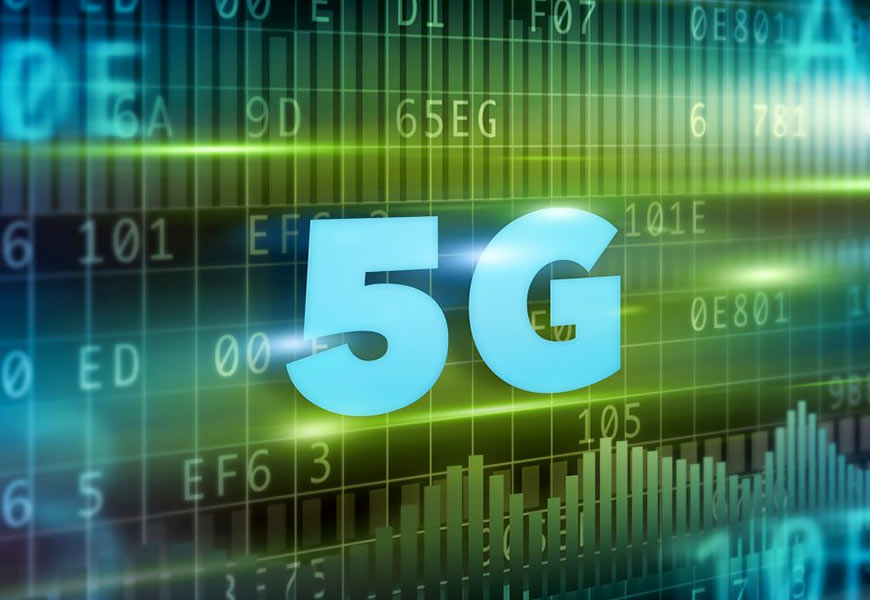 Secure ultra-fast 5G internet