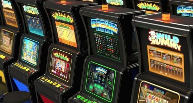 Проблемы игровые автоматы игровые автоматы 2012 i